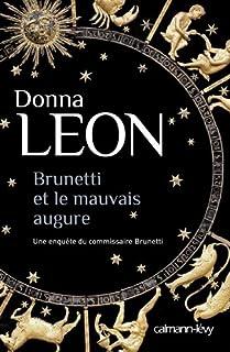 Brunetti et le mauvais augure : roman