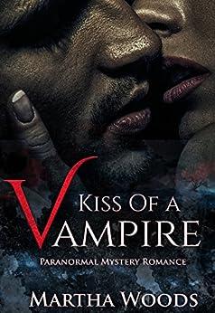 Kiss Vampire Paranormal Romance Calder ebook product image
