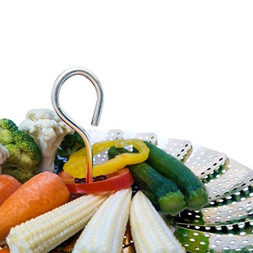 Buy vegetable steamer basket