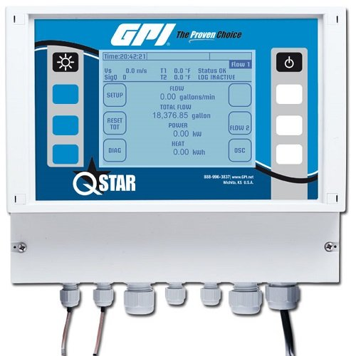 Ultrasonic Gas Flow Meter - 6