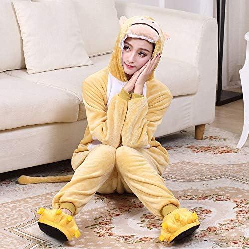 UATECH Kigurumi - Pijama Unisex con diseño de Mono y símbolo ...