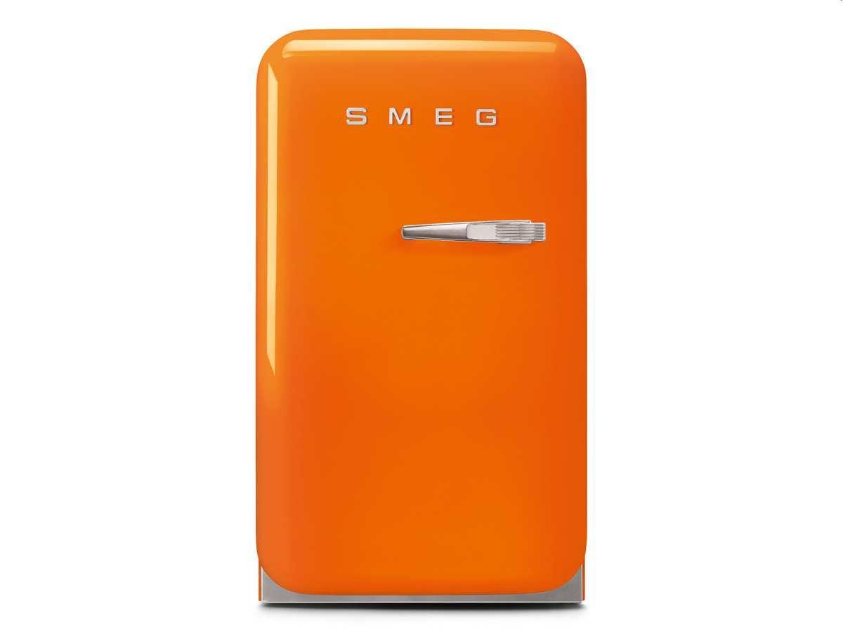Smeg Kühlschrank Probleme : Smeg fab5lor autonome 31l d orange kühlschrank u2013 kühlschränke 31 l