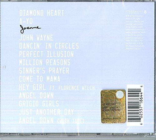 lady gaga joanne album download