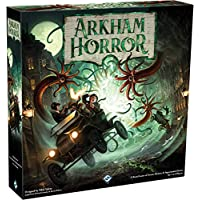 Arkham Horror Third Edition Strategy Board Game