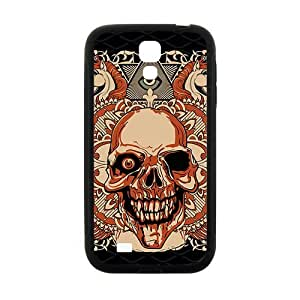 Leopard Skull Hot Seller High Quality Case Cove For Samsung Galaxy S4