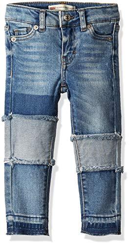 Levi's Girls' Big 710 Super Skinny Fit Jeans, Palisades, 8 -