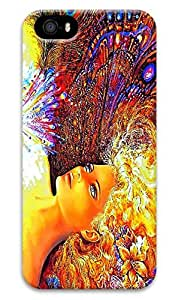 Online Designs Light colored butterfly PC Hard new i phone5 phone Shell