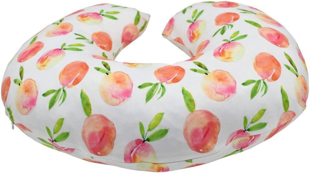 Deendeng Baby U-Shaped Breastfeeding Pillowcase Multi-Function Printed Pillow Cover
