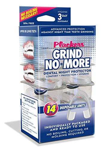 Plackers Mouth Guard Dental Protector product image