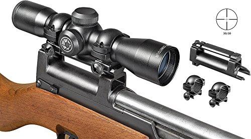 BARSKA 4x32 Compact Contour Riflescope