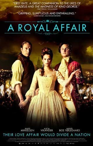 Amazon.de: A Royal Affair (2012) 11 x 17 Movie Poster - Style F by MG  Posters