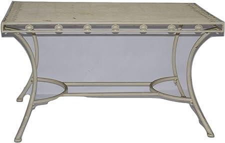 Decoratie Beistelltisch Tisch Shabby Chic Landhaus Eisen