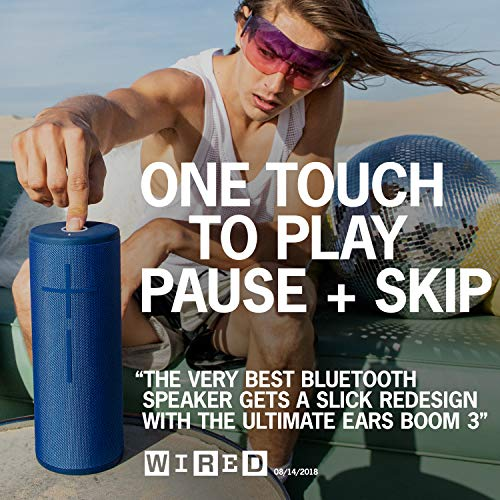 Ultimate Ears Boom 3 Portable Bluetooth Wireless Speaker (Waterproof) — Amazon Exclusive Dusk