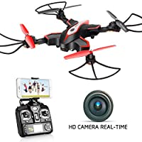 Deals on DoDoeleph Syma X56W RC Drone Foldable Quadcopter