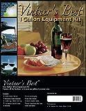 Equipment Kit for Winemaking 1 Gallon Wine Kit from Strange Brew
