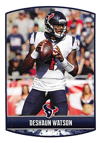 (2018 Panini NFL Stickers Collection #127 DeShaun Watson Houston Texans Official Football Sticker)