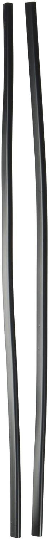 Carlinea 4836712 Butoirs de Porte Souples Noir 45 cm