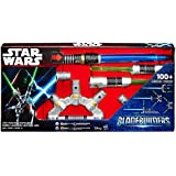 Star wars Blade builders Jedi master lightsaber 100+ combination pack of 1