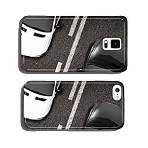 Cars on the Road Closeup cell phone cover case iPhone5