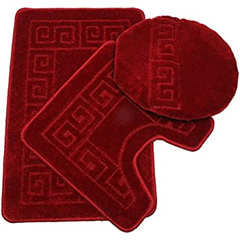 color bathroom mat toilet foot antislip shaw carpet solid floor coral product bath rug superior fleece from set industries swatches