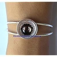 Photography jewelry camera lens Camera Bracelet Vintage camera lens Bracelet Lens Bracelet Boyfriend gift Art Bracelet Photographer