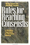 Consensus Lost at Sea : Lost at Sea Instrument - Rules Reaching Consensus, Pfeiffer and Co. Staff, 0883905515