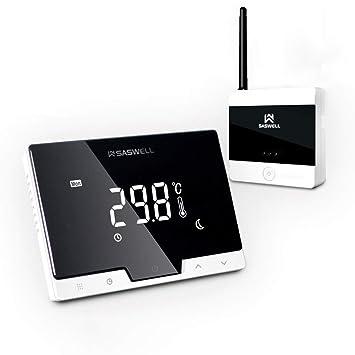 Amazon.com: QAIYXM - Termostato con control de temperatura ...