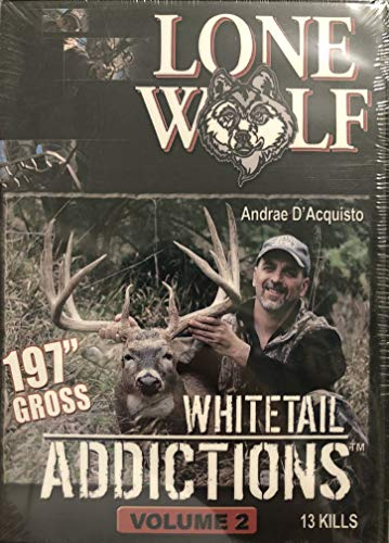 (Whitetail Addictions Vol. 2 ~ Deer Hunting DVD NEW)