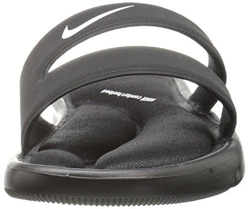 Comfort Women's Sandal Slide Nike Blanc Ultra Noir g0qdE