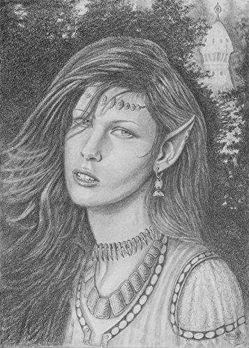 Elf Witch - Original by
