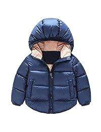 Newborn Baby Jackets Changeshopping Children's Boy Girl Outerwear Winter Snowsuit