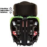KidsEmbrace 2-in-1 Harness Booster Car Seat, Marvel