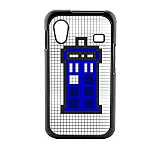Generic Plastic Back Phone Case For Women Print With Tardis For Samsung Galaxy S5830 Choose Design 16