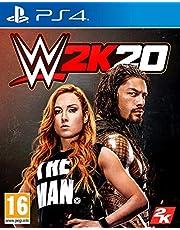 TAKE TWO WWE 2K20 - PS4