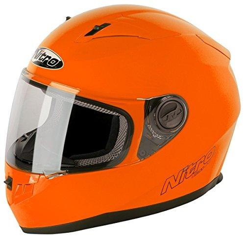 Nitro N2100 Uno - Casco integral para motocicleta scooter 187147493