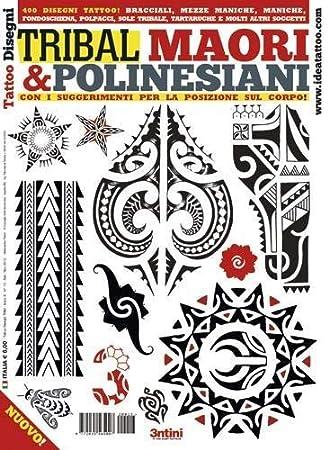 Amazon Com Tribal Maori Polynesian Tattoo Designs Book From