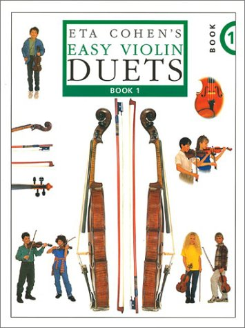 Eta Cohen: Easy Violin Duets, Bk.1 (Music Sales America)