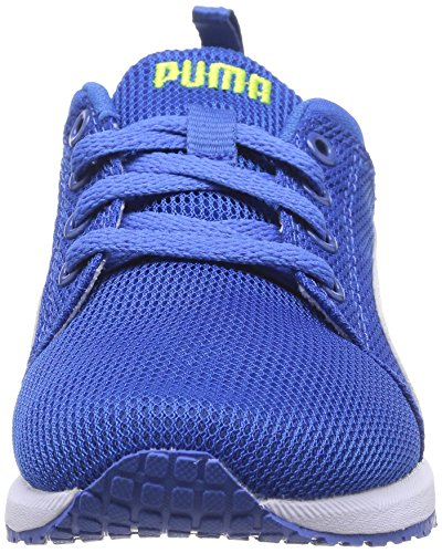 Rouge Puma Runner enfant mode Carson Baskets mixte CY0Sqw