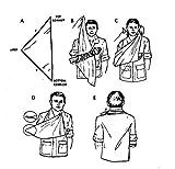 Triangular Bandages Cravats and Flexible Splint
