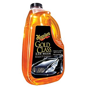 Meguiar's G7164 Gold Class Car Wash Shampoo & Conditioner - 64 oz.