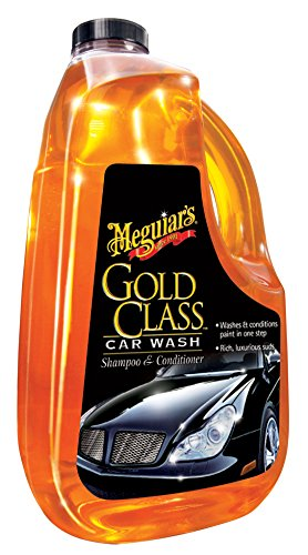 meguiars-g7164-gold-class-car-wash-shampoo-conditioner-64-oz-best-car-clean-wash-products-reviews