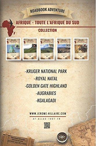 Download Roadbook Adventure Intégrale Afrique du Sud Afrique (French Edition) pdf epub
