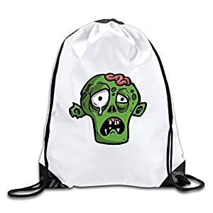 BENZIMM The Zombie Cry Drawstring Backpacks/Bags