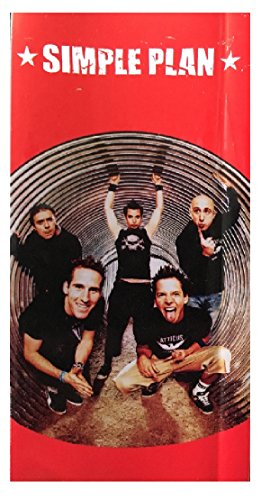 Taking Back Sunday Stickers (SIMPLE PLAN - Group Photo - Sticker)