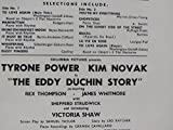 The Eddy Duchin Story - Music From The Sound Track LP (Vinyl Album) UK Brunswick
