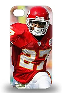 Hot Style Iphone Protective 3D PC Case Cover For Iphone4/4s NFL Kansas City Chiefs Larry Johnson #27 ( Custom Picture iPhone 6, iPhone 6 PLUS, iPhone 5, iPhone 5S, iPhone 5C, iPhone 4, iPhone 4S,Galaxy S6,Galaxy S5,Galaxy S4,Galaxy S3,Note 3,iPad Mini-Mini 2,iPad Air )