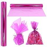 Cellophane Wrap Roll Lavender   100' Ft. Long X