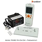 Durablow TR1002-TH Gas Fire Fi