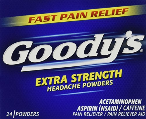 Goody's Extra Strength Headache Powder, 24-Count