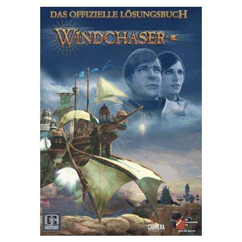 Windchaser - Das Offizielle Losungsbuch [Edizione: Germania]
